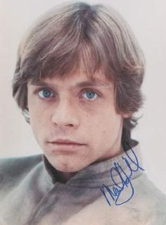 Mark Hammill was my first celeb crush and spawned my love of blonde hair blue eyed boys.