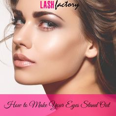 How to make your eyes stand out, #makeuptip #beautytip