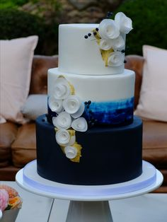 Wedding Cake - Provence - Made in Cake