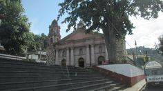 Iglesia en Temascaltepec, Estado de México