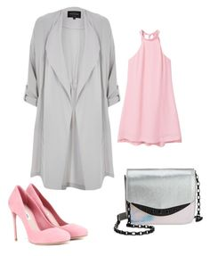 """Untitled #49"" by harooj-1 on Polyvore featuring Circus By Sam Edelman, MANGO, River Island and Miu Miu"
