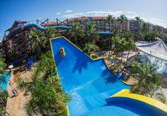 Kalafrio, o nome da atração já diz um pouco do que te espera!  #BeachPark…