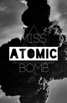 The Killers-Miss Atomic Bomb