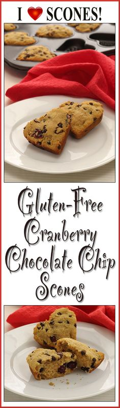 Super-easy recipe for gluten-free and paleo friendly scones...perfect for Valentine's Day or any day!
