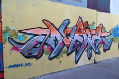 Dvate MELBOURNE GRAFFITI AUG 2015 | LAND OF SUNSHINE