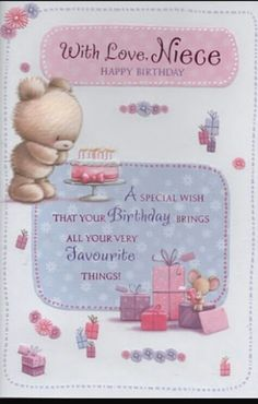 You are amazing happy birthday wishes card for niece add some happy bday niece bookmarktalkfo Gallery