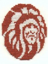 Boy Scout Order Of The Arrow Mgm Style Hand Beaded Jacket