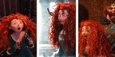 Merida. Favorite Disney Princess by far. She is motion.
