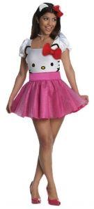 Hello Kitty Costume - Sexy Costumes