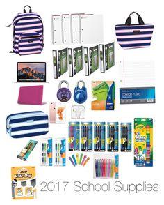 Master lock life hacks for school, school kit, back to school supplies, sch