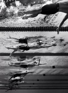 No more freestyle for me!  Backstroke all the way.