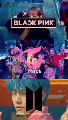 Bts Dance Practice, Black Pink Dance Practice, Black Pink Songs, Black Pink Kpop, Cute Funny Baby Videos, Bts Funny Videos, Bts Girl, Bts Boys, Kpop Girl Groups
