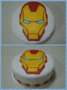 Iron Man Mask Template Printable cakepinscom foods Pinterest