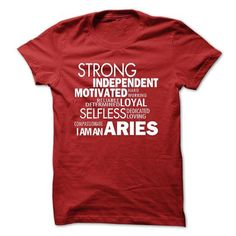 strong - aries - #bridesmaid gift #graduation gift. TRY => https://www.sunfrog.com/LifeStyle/strong--aries.html?68278