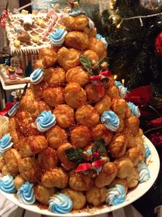 Love #croquembouche...so classic