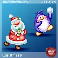 Christmas 9 Layered PSD  2xTemplates Diy Craft Projects, Diy Crafts, Lemur, Psd Templates, Digital Scrapbooking, Craft Supplies, Layers, Photoshop, Christmas Ornaments