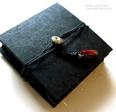 Handmade Books Artists | concertina book this book consists of six pages there are images of ...