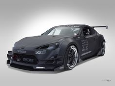 new favorite small sports car. The Scion FR-S SEMA 2012
