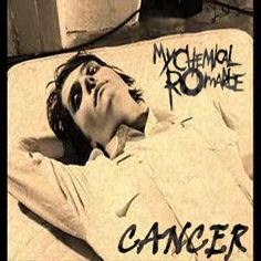 Cancer - My Chemical Romance free piano sheet music and downloadable PDF.