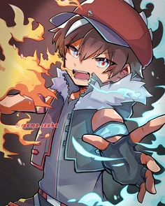 Ah yes, frostfire and uuuh Boboiboy Anime, Kawaii Anime, Anime Art, Galaxy Movie, Boboiboy Galaxy, Anime Version, Korean Artist, Galaxy Wallpaper, 3d Animation