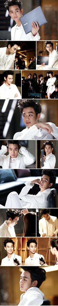 Kim Soo Hyun for Samsung Notebook Series 9 #2 #KimSooHyun #SooHyun #Samsung