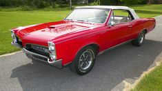 1967 Pontiac GTO Convertible 400 CI, 4-Speed presented as lot F209 at Harrisburg, PA 2014 - image1
