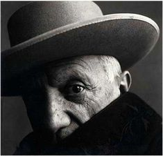 Picasso by irving-penn