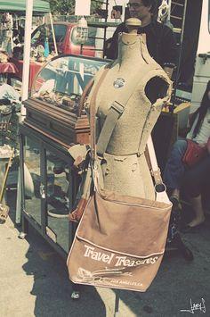 #jcrew #myshoestory Rosebowl flea market.