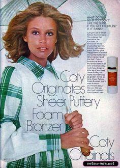Retro-Ads.net | 1971 Coty Ad