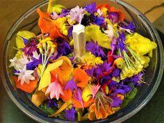 Blüten für Salz