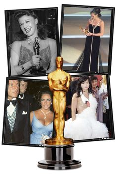The very first Academy Awards ceremony, held on May 16, 1929 at the Hollywood Roosevelt hotel, was an intimate dinner for 270 entertainment industry insiders. Today, the Oscars are watched by hundreds of millions of fans in over 200 countries around the world. But in all these years, one thing hasn't changed: the fashions worn by the event's attendees garner as much attention as the awards themselves.   - ELLE.com