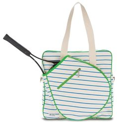 Check out our Quinn Ame & Lulu Ladies On Tour Tennis Bags! Find the best tennis gear and accessories at Lori's Golf Shoppe. Click through now to see this Tennis Bags!