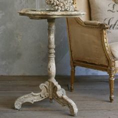 Eloquence Corsican Side Table Laylagrayce