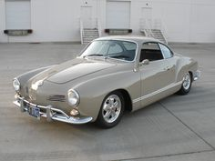 Sixties VW Karmann Ghia