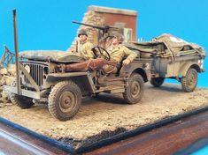 TRACK-LINK / Gallery / Jeep Ambulance