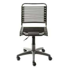 kenamp: Office chairs images Black Leather The Container Store Bungee Chair Black Bungee Office Chair The Container Store Black Office Chair, Mesh Office Chair, Office Chairs, Office Furniture, Bungee Chair, Office Chair Cushion, Chair Cushions, Sofa Chair, Ikea Expedit