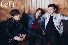 Royal Pirates on Ceci Feb issue