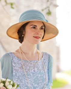 Learn about the costumers of Downton Abbey on our site.