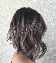 Kurzes Haar Farbe Ideen 2017 //