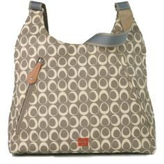 PacaPod Almora print changing bag | messenger bag