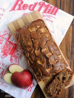 Whole Wheat Apple-Walnut Chai Bread