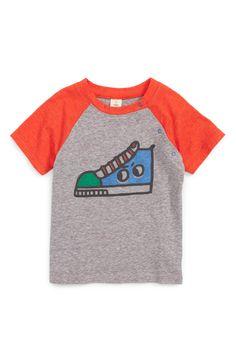 Main Image - Tucker + Tate Color Block Logo T-Shirt (Baby Boys)
