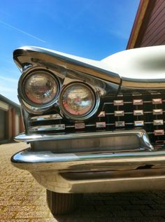 Buick Electra 225. Artic White 1959..