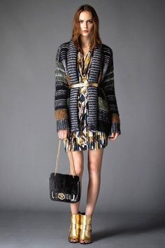 JUST CAVALLI - PRE COLLECTION AUTUMN / WINTER  2015 / 2016 #EZONEFASHION