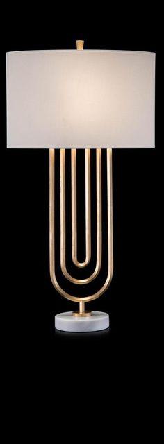 Luxury Lamp | Designer Lamp | Modern Lighting | http://www.InStyle-Decor.com…