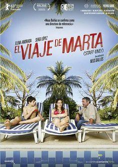 """""""EL VIAJE DE MARTA: STAFF ONLY"""" unha película de Neus Ballús"""