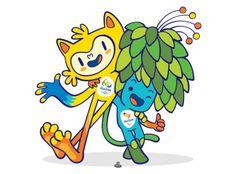 Resultado de imagem para mascote da olimpiada 2016