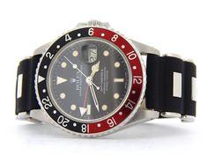 #Rolex #gmtmaster | #mensfashion #luxury #watches Luxury Watches, Rolex Watches, Pre Owned Rolex, Rolex Gmt Master, Mens Fashion, Accessories, Moda Masculina, Men Fashion, Men's Fashion