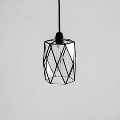 Hexagonal Glass Chandelier. The stylish and symmetrical chandelier is made in several sizes medium and small. It is great for creating lighting in the kitchen or creating a spotlight over a bar or reception. The geometry of the chandelier perfectly reflects the sunlight and fills