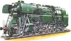 Svět železnice - (19) - parní lokomotivy, řada 464.2 Electronics, Consumer Electronics